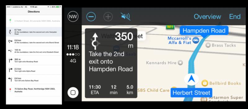 carplay-maps-pioneer