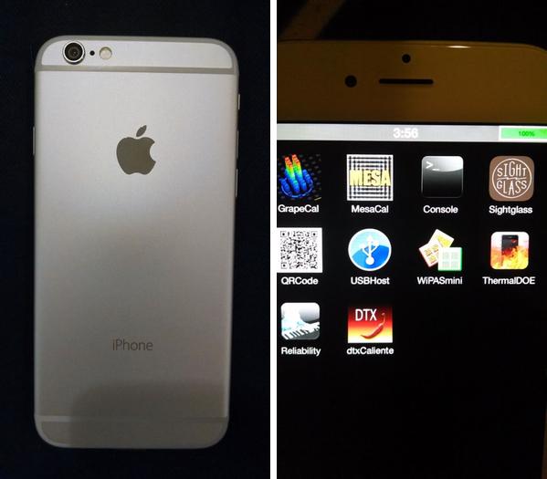 Prototyp iPhonu 6 je k dispozici na eBay za 89 000$