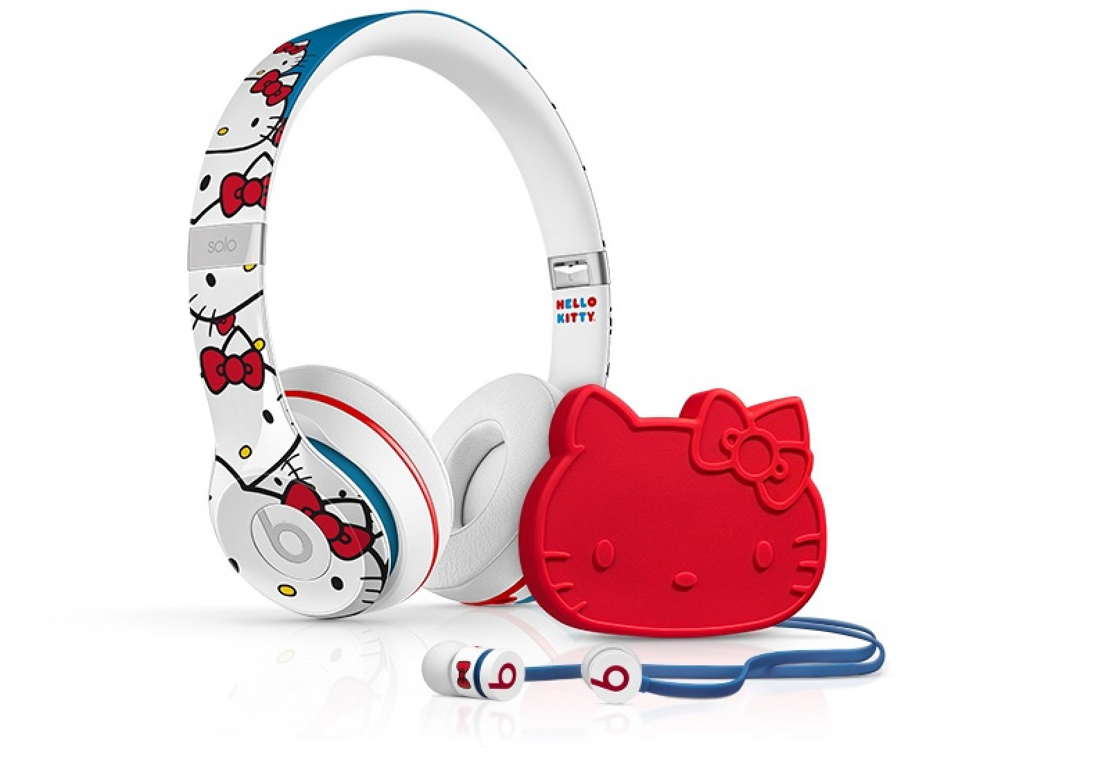 Beats by dre debuts special edition hello kitty headphones for 40th