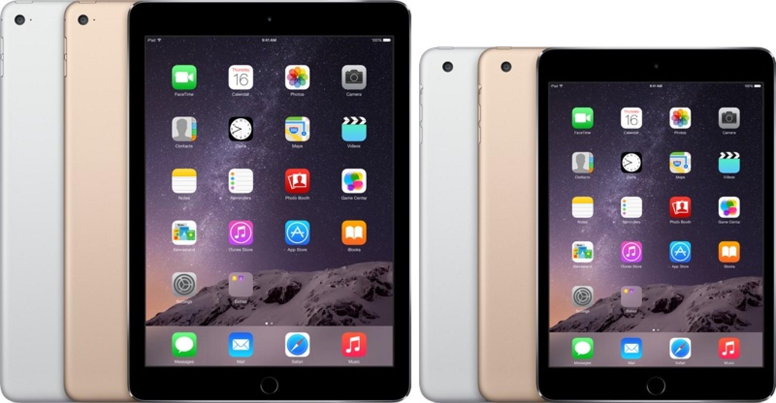 Apple Store Down Ahead of iPad Air 2 and iPad Mini 3 Pre ...