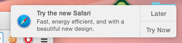 Apple Encouraging Chrome and