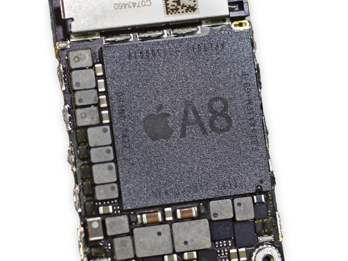 A8 Chip in iPhone 6 and 6 Plus Capable of Playing 4K Video