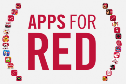 Apple Announces World AIDS Day 2014 Campaign for (Product) RED Featuring 'Apps for (RED)' Section in App Store