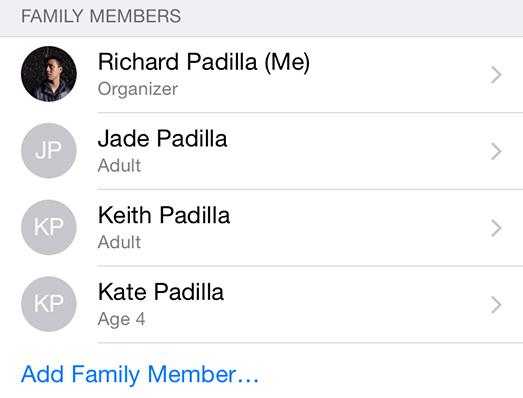 familymembersfamilysharing