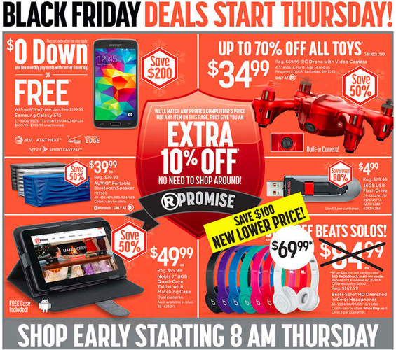 Apple News Staples And Radio Shack To Offer Modest Black Friday Discounts On Ipads Ipods And More