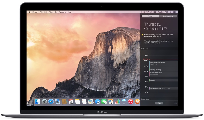 """Nový 12"""" MacBook! - svetapple.sk"""