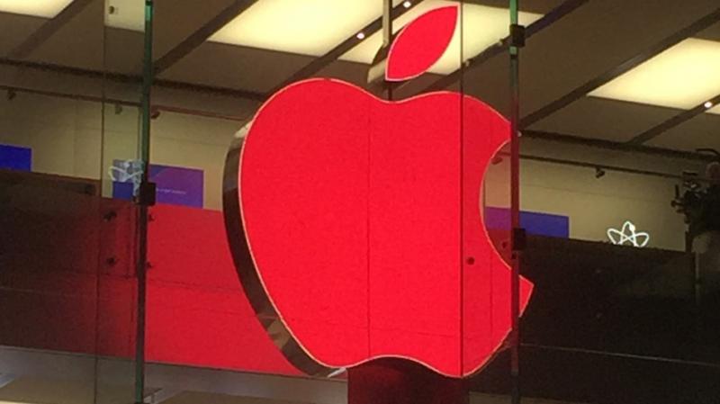 Apple Story se dnes zbarvily do červena