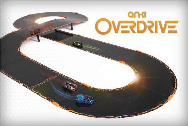 Anki Overdrive' Bringing Modular Tracks and New Cars to AI Racing ...