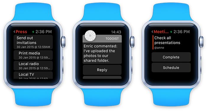 Další pohled na aplikaci pro Apple Watch (Video)