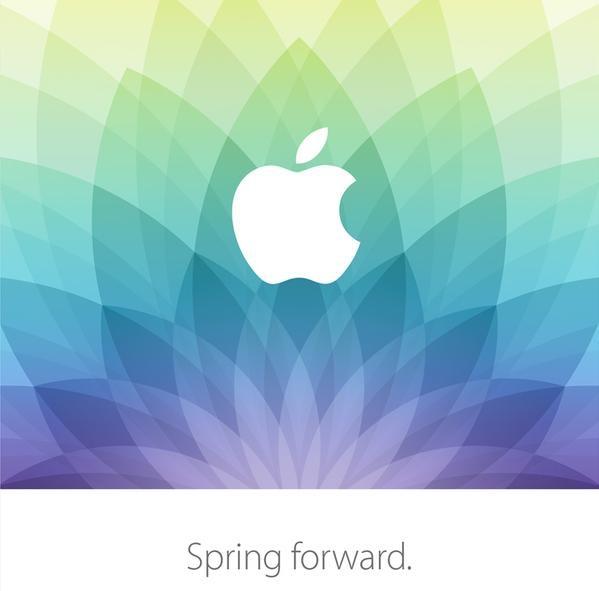 Apple mediální akce se uskuteční 9. března
