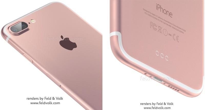 អាចទេ iPhone 7 ជំនាន់ថ្មីមិនជ្រាបទឹកដូច S7&S7 Edge?
