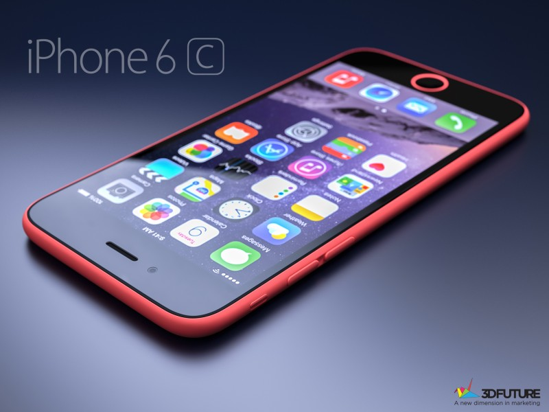 New 'iPhone 6c' Concept Teases Future of Apple's Budget Smartphone - Mac Rumors