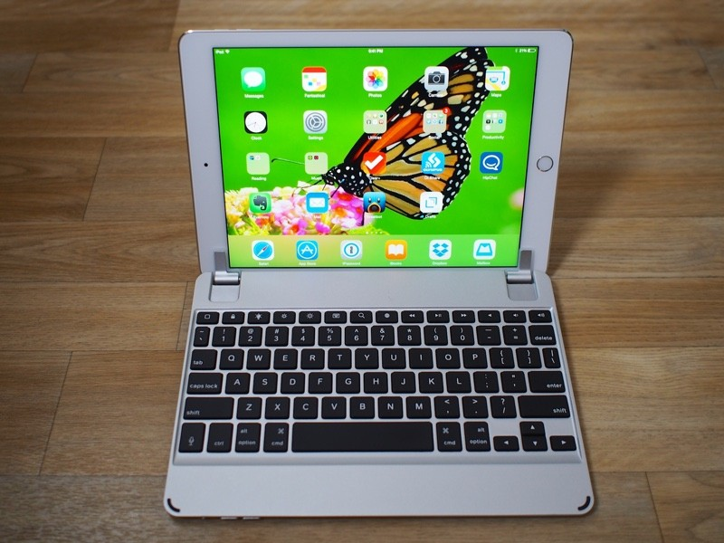Review: The BrydgeAir Keyboard Turns Your iPad Air 2 Into a Mini MacBook [iOS Blog]