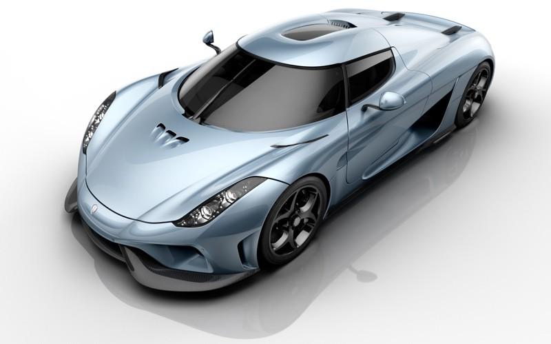 Luxury Sports Car Brand
