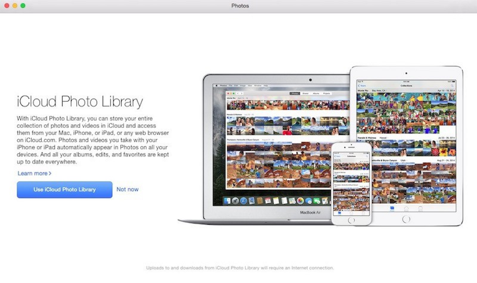 Copy Photos Library To New Mac