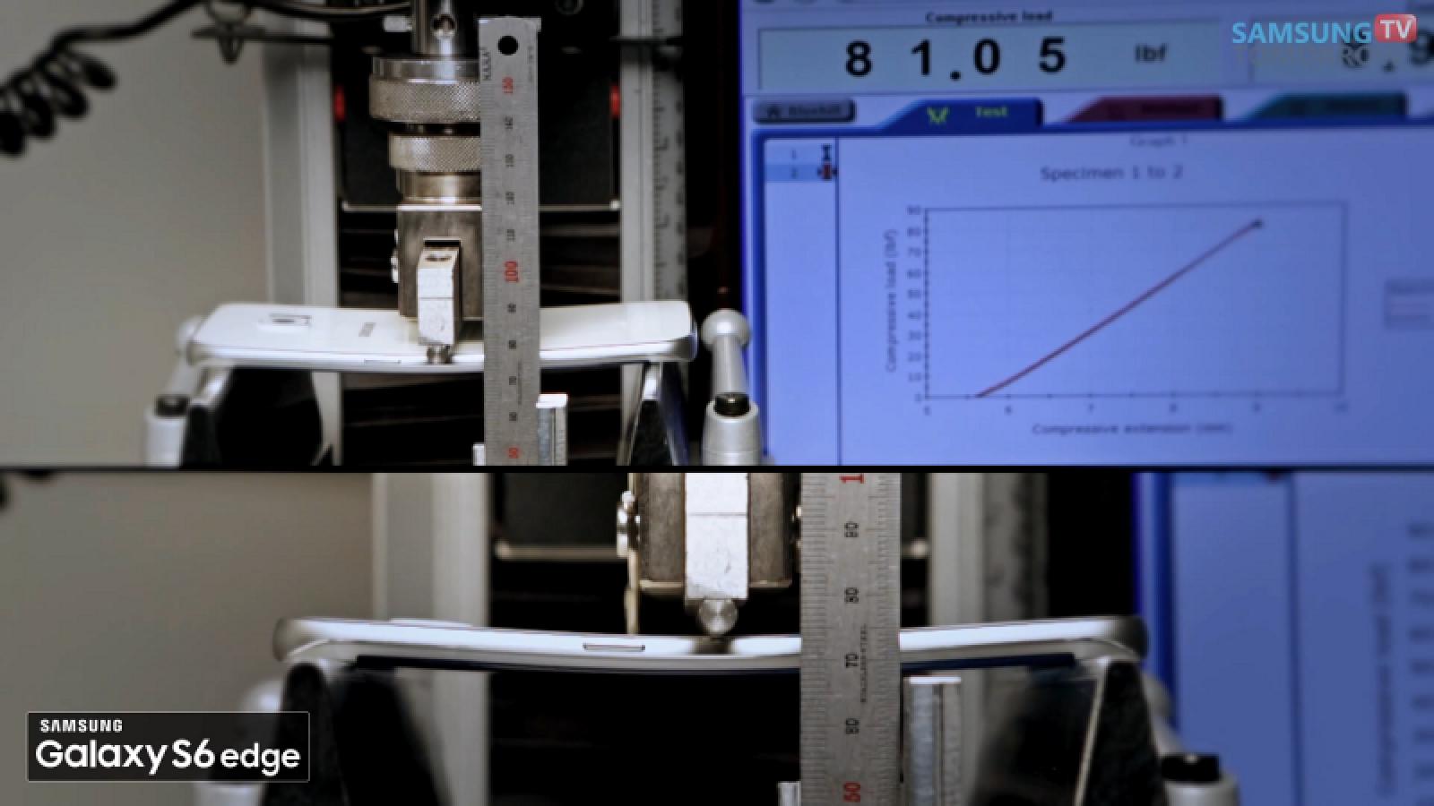 samsung responds to squaretrade s galaxy s6 edge bend test