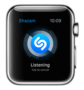 Shazam, OneDrive, Porsche, FIFA 15, ESPN, JetBlue and More Apps Updated for Apple Watch