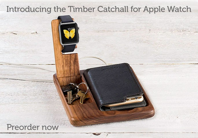 DODOCase and Pad & Quill Introduce New Apple Watch Stands [iOS Blog]
