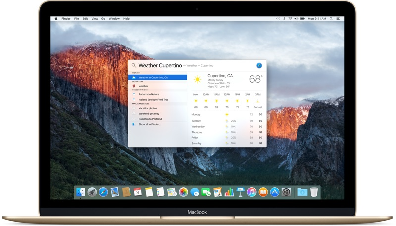 elcapitanspotlightsearch