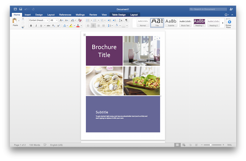 microsoft office words free download