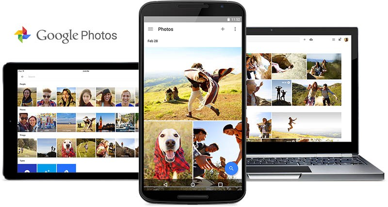google photos gains favorite feature and shared album hearts