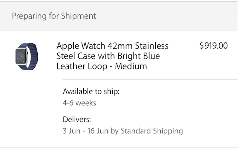 Leather Loop PFS