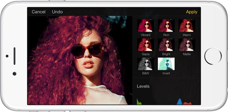 Powerful Image Editing App 'Pixelmator' Expands to the iPhone [iOS Blog]