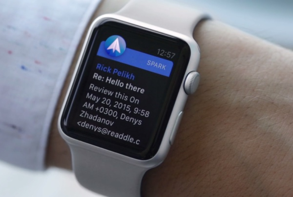 Readdle Debuts New 'Spark' Email App for iPhone and Apple Watch [iOS Blog]