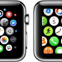 how to set quick options on apple watch messages