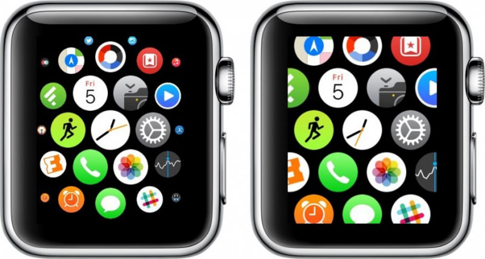 How to Make Icons and Fonts Bigger on Apple Watch