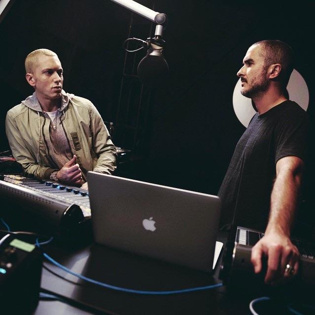Eminem Zane Lowe Beats 1