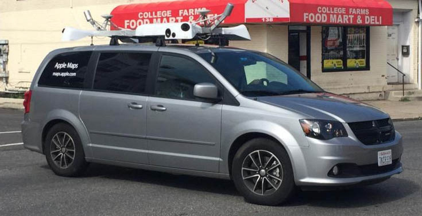 Apple Maps Vehicles to Survey France, Italy and Sweden in ...