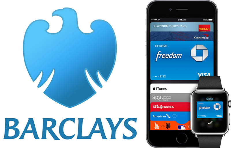 Barclays Apple Pay UK