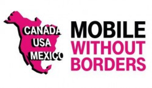 T mobile now offers unlimited talk text and 4g lte data for Mexico mobel