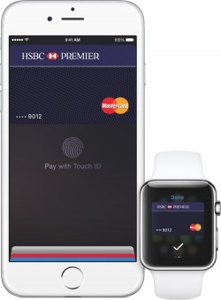 Apple Pay Limit Rises to £30 in UK