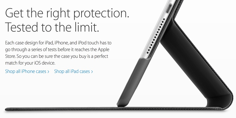 Apple Adds New 'Apple Tested