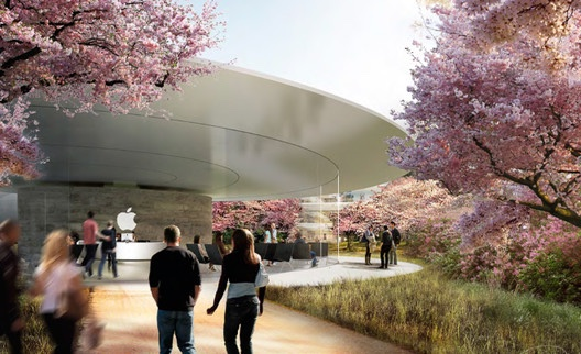 Apple Campus 2 Visitor Center Will Include Cafe, Store and Rooftop Observation Deck