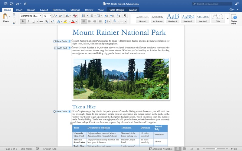 Microsoft Releases Office 2016 For Mac With Updated