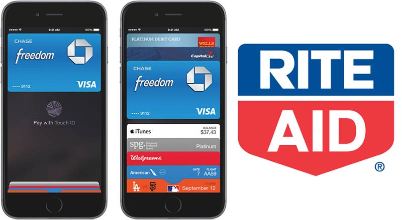 Rite Aid Apple Pay