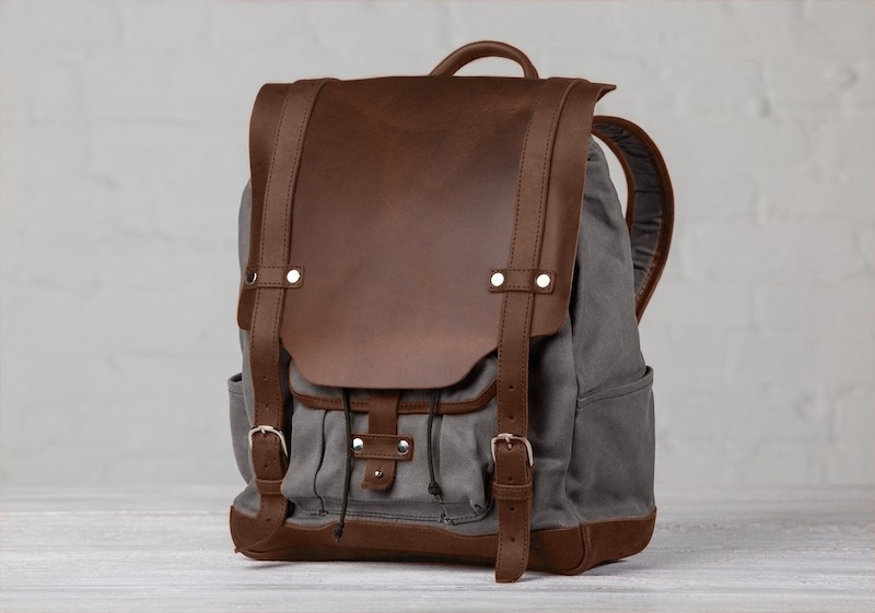 Macrumors Giveaway Win A Pad Amp Quill Leather Backpack Or
