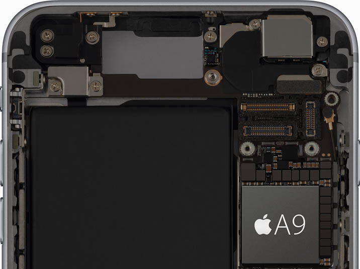 iphone 6s plus opens apps slightly faster than iphone 6