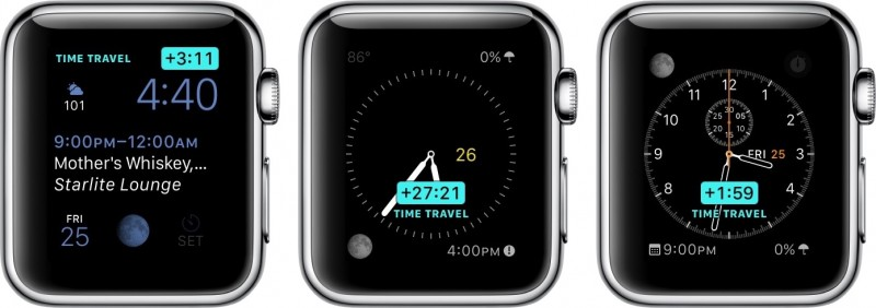 Apple Watch Time Travel Main