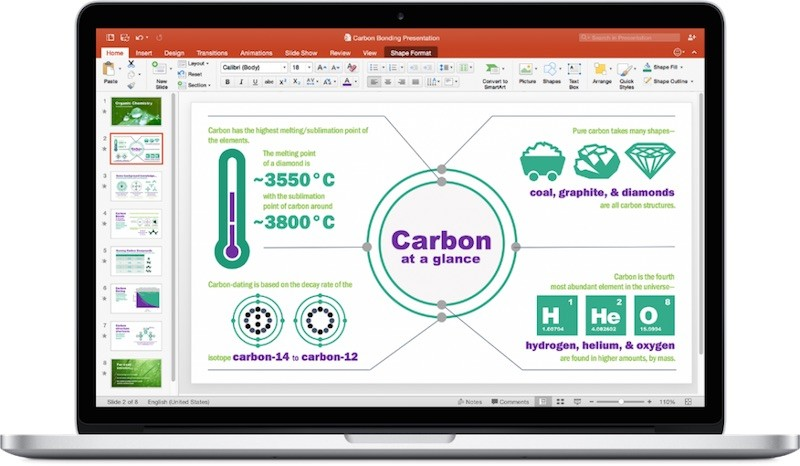 office for mac 16 gains real time collaborative editing and other new features