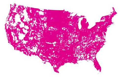 T-Mobile - Personal Coverage Check