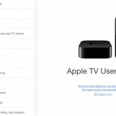 Choose your Apple TV