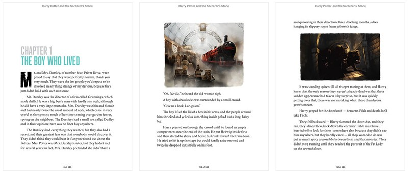 Harry-Potter-iBook-Pages