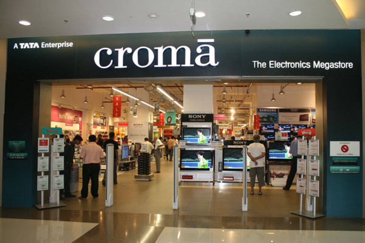 Apple and Croma Partnering to Test Store-Within-a-Store ...