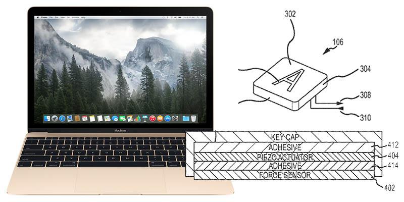 Apple získal patent na klávesnici s velmi nízkým profilem