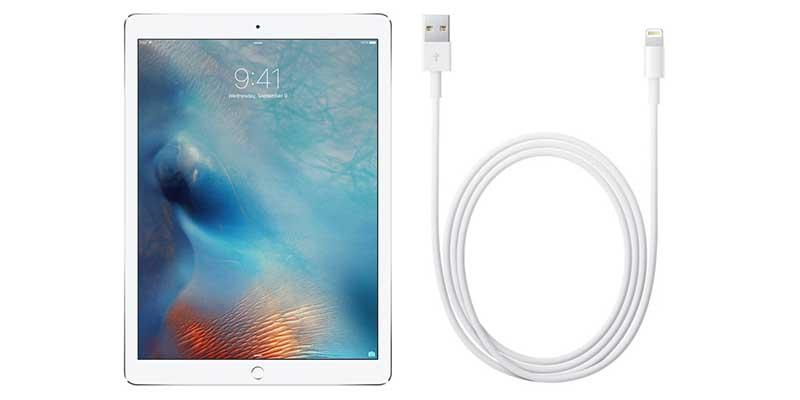 "Un error causa que el iPad Pro se ""muera"" al recargar la bater�a"