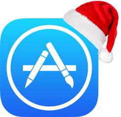 Apple oznámil rekordní příjmy App Store během svátků